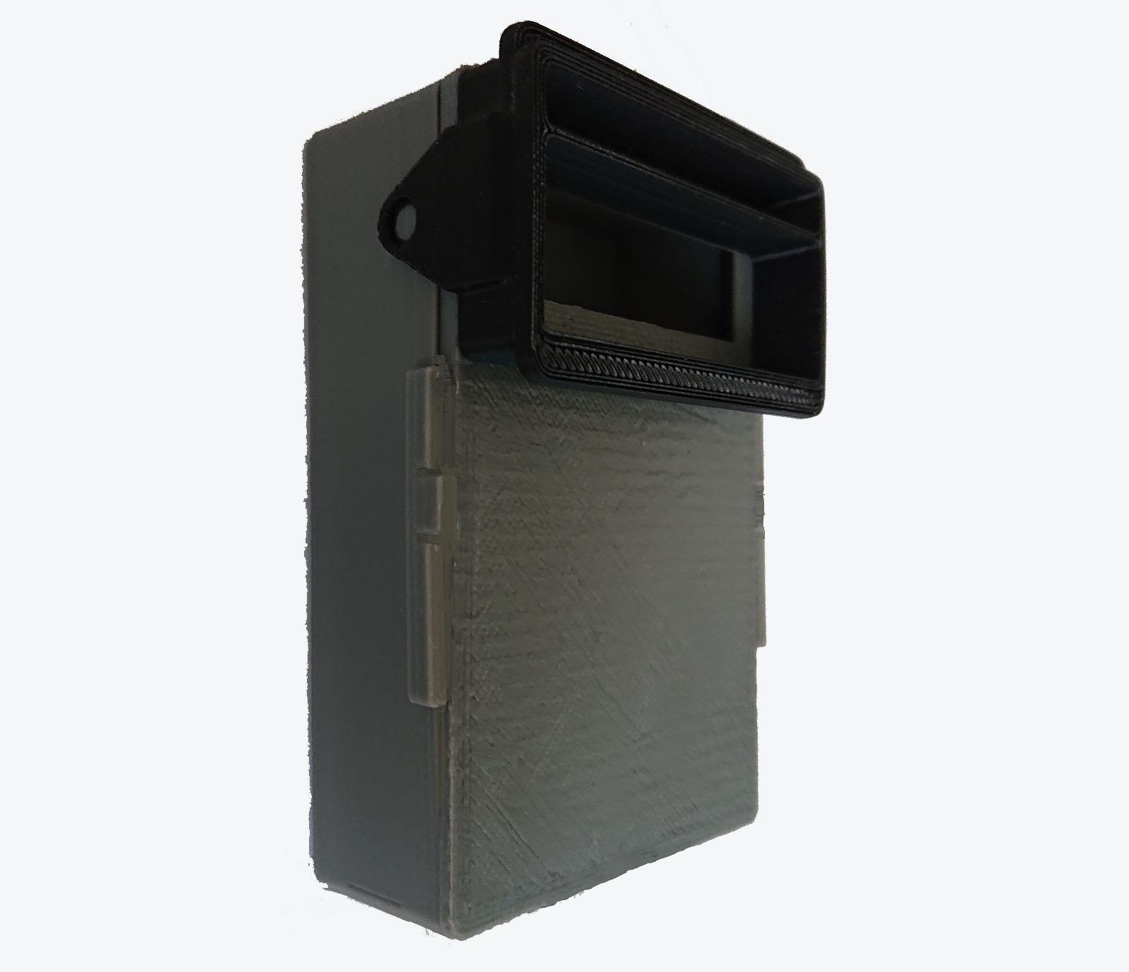 Optical Gas Meter Reader